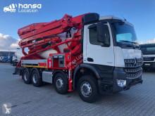 Kamión Mercedes Arocs 3240 betonárske zariadenie miešačka + čerpadlo nové