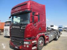 Camión BDF Scania R 730
