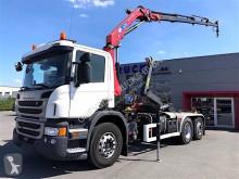 Lastbil flerecontainere Scania P 410
