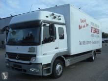 Камион Mercedes 1224L Mercedes 1224 L MOEBELKOFFER фургон за пренасяне на покъщнина втора употреба