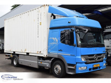 Mercedes Atego 1224 truck used box