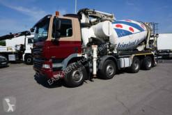 Camion pompe à béton Ginaf X-4241-S PUMI