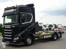 Lastbil Scania R 450/6X2/BDF-7,3M/RETARDER/ACC/ chassi begagnad