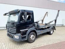 Mercedes emeletes billenőkocsi teherautó Atego 1530/1630 4x2 1530/1630 4x2, Funk