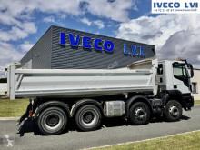 卡车 混凝土搅拌车/搅拌机 依维柯 Trakker 340T45 8x4 E6