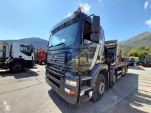 Camion MAN TGA 35.350 porte engins occasion