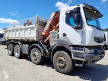 Ciężarówka wywrotka trójstronny wyładunek Renault Kerax 450 DXi