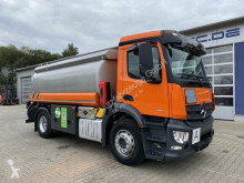 Caminhões cisterna hidraucarburo Mercedes Antos 1824 Tankwagen Ölentsorgung ESTERER 14150L