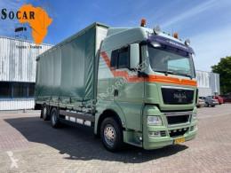 شاحنة MAN 26.400 ستائر منزلقة (plsc) مستعمل