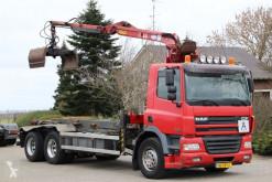 Kamión DAF CF85 na prepravu kontajnerov ojazdený