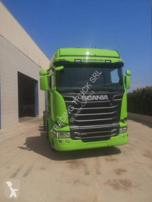 Camión chasis Scania R 580
