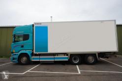 Kamión Scania R 490 chladiarenské vozidlo jedna teplota ojazdený