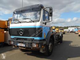 Camion polybenne Mercedes SK 2031