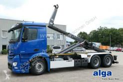 Mercedes emeletes billenőkocsi teherautó 2658 L Antos 6x4, VDL S21-6200, Retarder, Klima