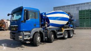 Camión hormigón cuba / mezclador Liebherr MAN TGS 35.440 Schalter HTM904 Intarder