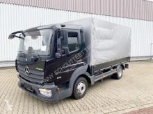 Camión caja abierta Mercedes Atego 818 4x2 818 4x2 Klima/Sitzhzg./eFH.
