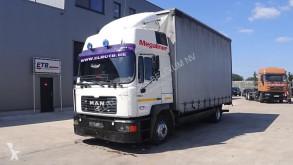 Camión lonas deslizantes (PLFD) MAN 14.284