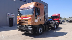 Camion Iveco Eurostar porte containers occasion