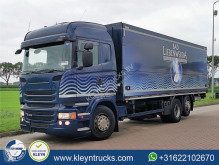 Camion Scania R 410 furgone usato