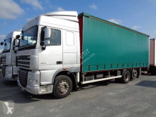Camion DAF XF105 410 rideaux coulissants (plsc) occasion