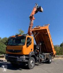 Camion Renault Kerax 370 DCI tri-benne occasion