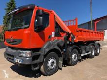Camion benne Renault Kerax 460 DXI