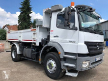 Mercedes two-way side tipper truck Axor 1829 KN