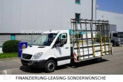 Kamión valník vozidlo na prepravu panelov Mercedes Sprinter Sprinter 516 Glastransporter 4,3m Euro5 Klima