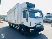 Camión Iveco Eurocargo 190EL28 Kühlaggregat Carrier Supra frigorífico usado