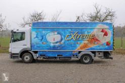 Camião frigorífico Mercedes Atego 918/1022/1224 Eis/Ice-33°C Klima