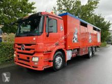 Camión remolque para caballos Mercedes Actros Actros 2541 6X2 Lenk + Liftachse / Euro 5