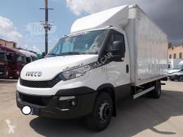 Camion fourgon Iveco Daily 60C17 FURGONE 4.80 PEDANA 2017 EURO 6