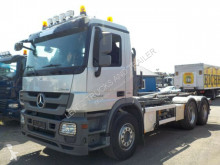 Camion multibenne Mercedes 2644-L-6X4-AJK SCHUBHAKEN-ORG KM