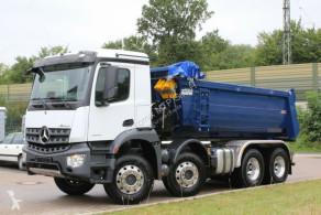 Camion benne Mercedes Actros 3540 8X4 MuldenKipper Euromix EMT Dumper