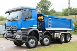 Camion benne Mercedes Arocs 4142 8X4 MuldenKipper Euromix EMT Dumper