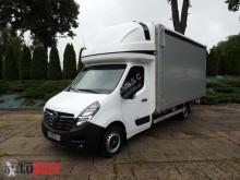 Caminhões caixa aberta com lona Opel MOVANOSKRZYNIA PLANDEKA 10 PALET WEBASTO TEMPOMAT KLIMATYZACJA