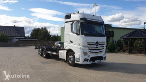 Camion Mercedes Actros 2551, BDF 6X2 , Full Air, Euro 5 porte containers occasion