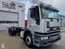 Camión chasis Iveco Eurotech 430 ,6x2 ,schassi 8 meter,automat