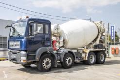 Камион бетон миксер MAN TGA 32.400