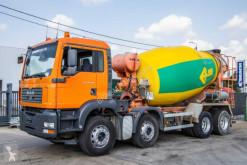 MAN betonkeverő beton teherautó TGA 32.360