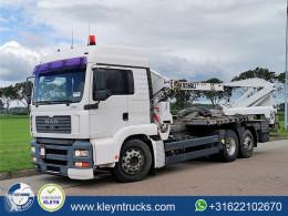 Camião MAN 26.410 porta contentores usado