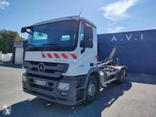 Lastbil flerecontainere Mercedes Actros 2536 NL
