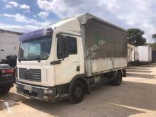 Camión lonas deslizantes (PLFD) MAN TGL 8.180