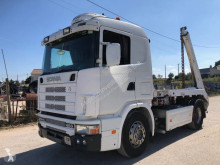 Ciężarówka bramowiec Scania L 144L460