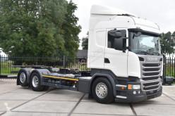 Kamión BDF Scania R 450