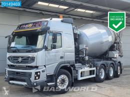 Kamión betonárske zariadenie domiešavač Volvo FMX 500