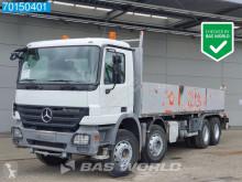 Camión Mercedes Actros 3241 caja abierta usado