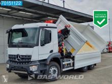 Camión volquete volquete trilateral Mercedes Arocs