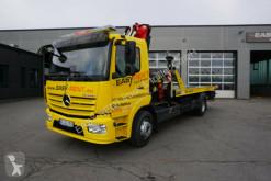 Camión de asistencia en ctra Mercedes Atego 1524 L 4x2 S-Fhs./Autom.