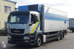 MAN hűtőkocsi teherautó TGS TGS26.400*Euro5*6x2*Lenk-/Lift